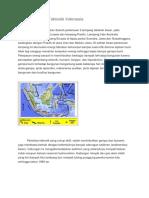 Batas Lempeng Tektonik Indonesia