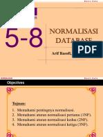 05-08_DB (Normalisasi Database)