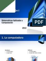 Programación I - Tema 1