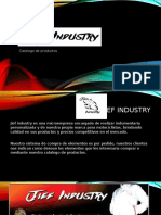 Catalogo de Productos Jief Industry 05-17