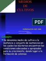 Medios de Cultivos Dr Chancay Sep07