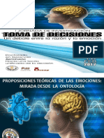i Jornadas de Investigación Toma de Decisiones Un Debate Entre La Razon y La Emocion Feb 2017