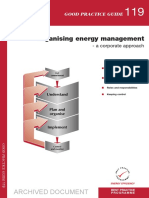 GPG119 Organising Energy Management a Corporate Approach