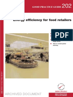 GPG202 Energy Efficiency for Food Retailers