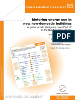 GIL065 Metering Energy Use in New Non Domestic Buildings
