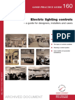 GPG160 Electric Lighting Controls %e2%80%93 a Guide for Designers%2c Installers and Users