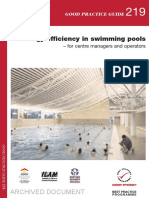 GPG219 Energy Efficiency in Swimming Pools