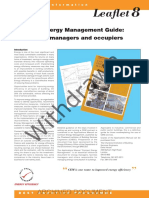 GIL008 Contract Energy Management Guide 1994