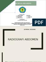 Radiografi Abdomen Ppt