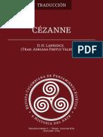 Cezanne - D.H. Lawrence