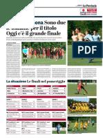 La Provincia Di Cremona 28-05-2017 - Citta di Cremona - Pag.1