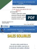 SUELOS SOLUBLES