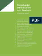 CommDev_Stakeholder Analysis Report