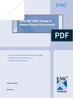 Using EMC VMAX Storage in VMware VSphere Environments