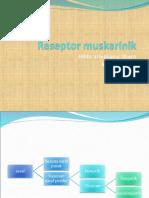 Reseptor muskarinik dan pilokarpin