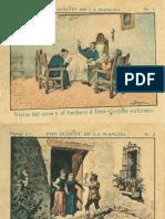 Coleccion Cromos Don Quijote de La Mancha Año 1897 - 2ª Parte (by Drasen)