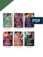 Books by Elizabeth Hoyt