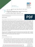 Tracking The World Economy...- 28/07/2010