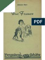 Scherr, Johannes - Drei Frauen; Vergrabene Schätze, Ludendorffs Verlag 1941,.pdf