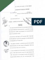 Penalty on PIO reduced arbitrarly