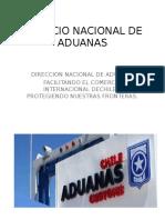 Servicio Nacional de Aduanas Power