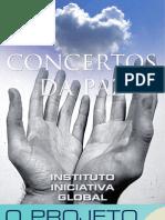 Book de Captação Concertos da Paz