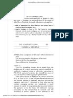 Alternative Dispute Resolution Case