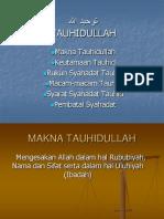 tauhidullah