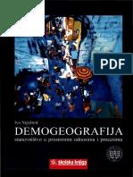 Demogeografija, Ivo Nejasmic