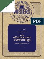 MISTERS Investment Memorandum Web