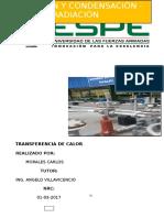 Ebullicion y Condensación - Radiación