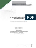La estrategia y la construcción del conocimiento.pdf