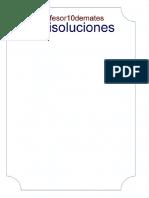 eBook en PDF Disoluciones