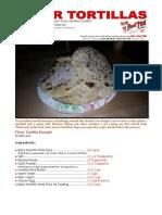 Bob Levin-Mexican-Flour Tortilla Dough