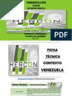 1 Estudio Flash Nacional Hercon M2017