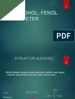 Alkohol Eter Fenol