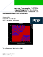 Phreeqc 3 2013 Manual