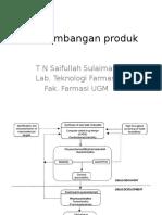 Pengembangan produk