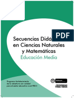 Ciencias Matematicas Media