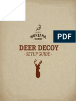 Deer Decoy Setup FINAL