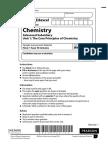 June 2014 (IAL) QP - Unit 1 Edexcel Chemistry