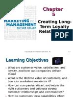 330160254 Ch3 Creating Long Term Loyalty