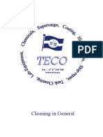 General Cleaning Guide