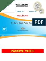 8 Passive Voice