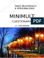 Cuestionario MINIMULT