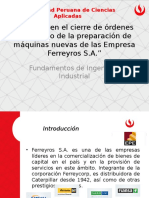 Presentacion Final - Ferreyros Epe
