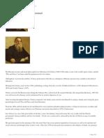 Tolstoy and Prophet Muhammad