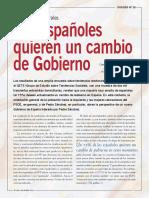 El sesudo estudio electoral del gurú José Féliz Tezanos que daba la victoria a Pedro Sánchez el 20D
