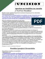 Doctrina de la Circuncision