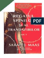 Maas, Sarah J. - Regatul Spinilor si al Trandafirilor vol. I (v1.1)hy VP.docx